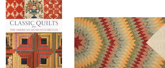 Examples from the American Museum's outstanding quilt collection