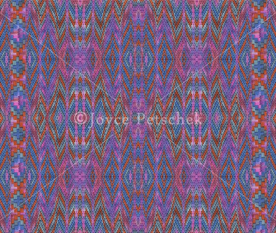Joyce Petschek - Aztec