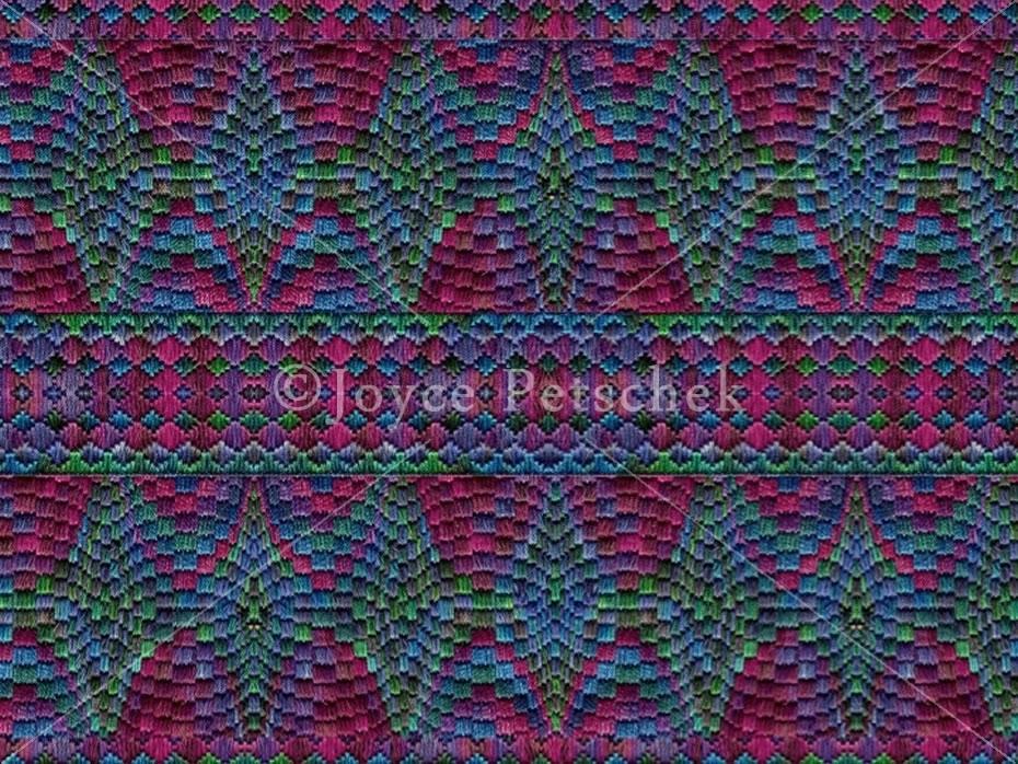 Joyce Petschek - Delphinium