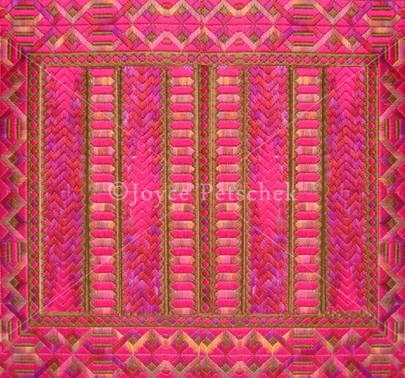 Fuschia Bright - Joyce Petschek Design Collection