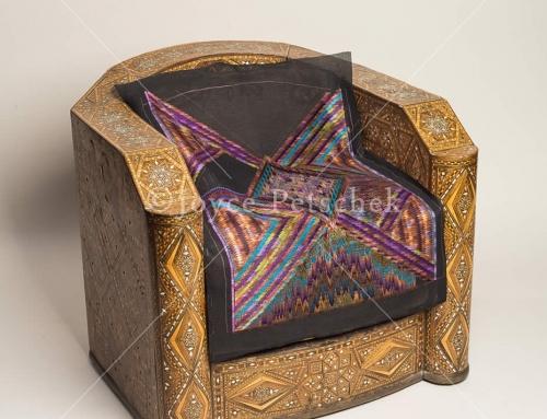 Mamounia, Moroccan Chairs