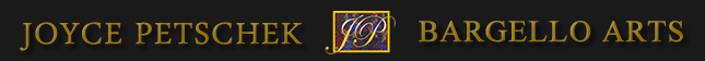 Joyce Petschek – Bargello Arts Logo